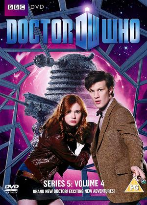 Rent Doctor Who: New Series 5: Vol.4 Online DVD Rental