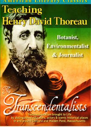 Rent Teaching Henry David Thoreau Online DVD Rental