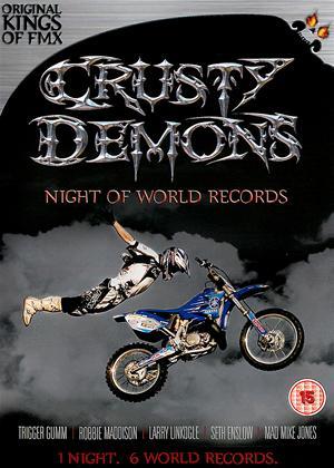 Crusty Demons: Night of World Records Online DVD Rental