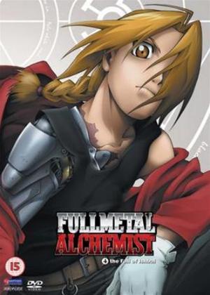 Rent Fullmetal Alchemist 4 Online DVD Rental