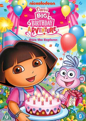 Rent Dora the Explorer: Big Birthday Adventure Online DVD Rental