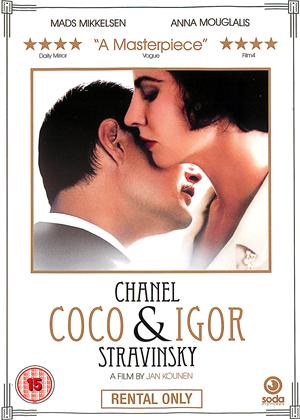Rent Coco Chanel and Igor Stravinsky Online DVD Rental