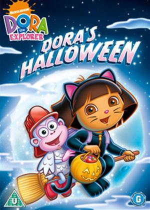 Dora's Halloween Online DVD Rental