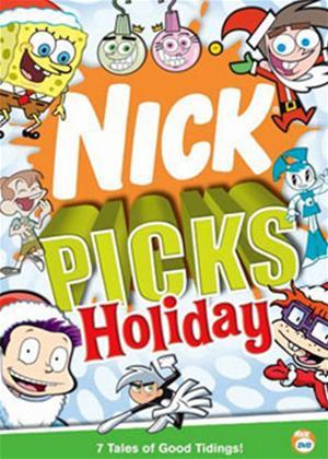 Rent Nickelodeon Festive Tales Online DVD Rental