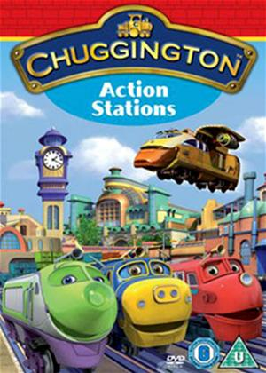 Chuggington: Action Stations Online DVD Rental