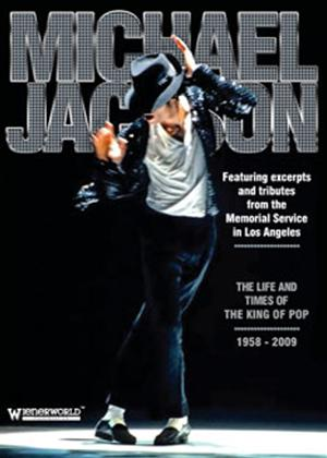 Michael Jackson: The Life and Times of The King of Pop 1958-2009 Online DVD Rental