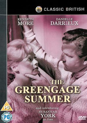 The Greengage Summer Online DVD Rental