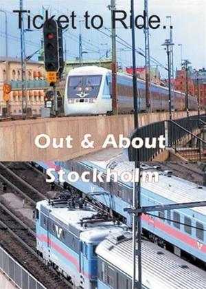 Rent Ticket to Ride: Out and About in Stockholm Online DVD Rental