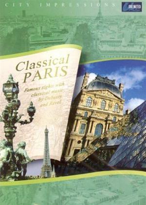 Rent City Impressions: Classical Paris Online DVD Rental
