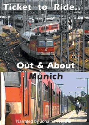 Ticket to Ride: Out and About Munich Online DVD Rental