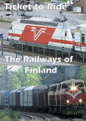Rent Ticket to Ride: Railways of Finland Online DVD Rental