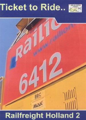 Rent Ticket to Ride: Railfreight in Holland 2 Online DVD Rental
