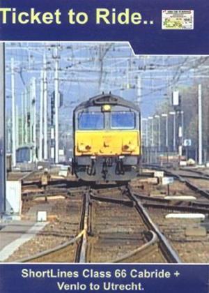 Ticket to Ride: Venio to Utrecht Class 66 Cabride Online DVD Rental