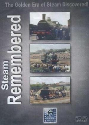 Steam Remembered Online DVD Rental