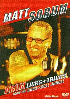 Rent Matt Sorum: Drums Licks and Tricks from the Rock N Roll Jungle Online DVD Rental