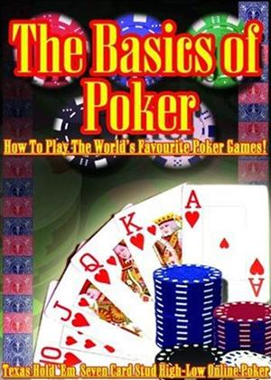 Rent The Basics of Poker Online DVD Rental