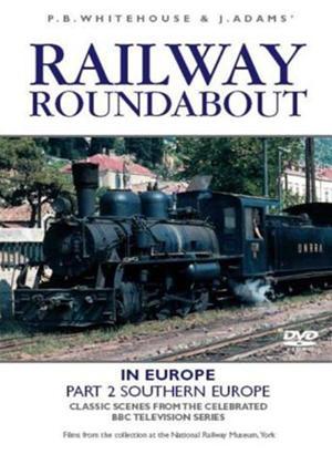 Rent Railway Roundabout in Europe: Vol.2 Online DVD Rental