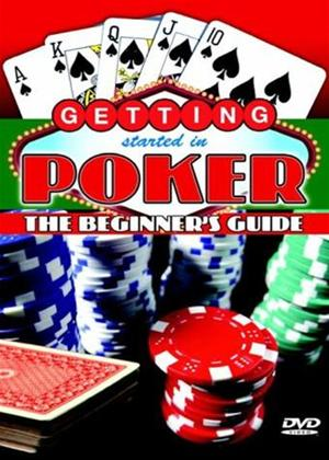 Rent Getting Started in Poker: The Beginner's Guide Online DVD Rental