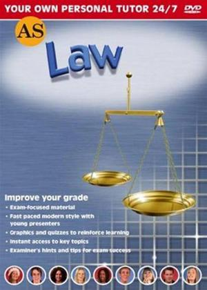 AS Law Revision Online DVD Rental