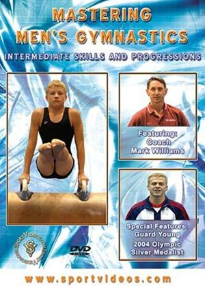 Mastering Men's Gymnastics: Intermediate Skills and Progressions Online DVD Rental
