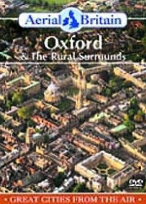Aerial Britain: Oxford and the Rural Surrounds Online DVD Rental