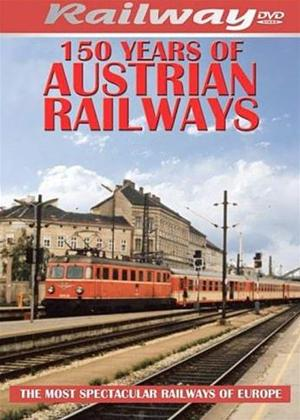 150 Years of Austrian Railways Online DVD Rental
