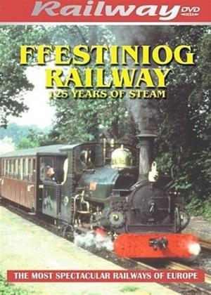 Ffestiniog Railway Online DVD Rental