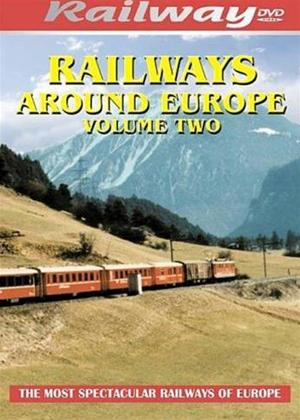 Railways Around Europe: Vol.2 Online DVD Rental