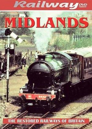 Railways Restored: The Midlands Online DVD Rental