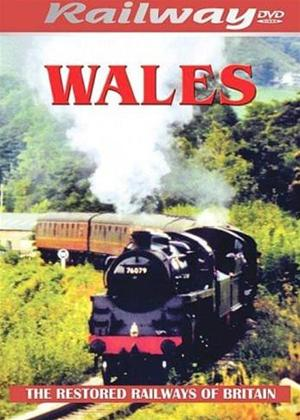 Railways Restored: Wales Online DVD Rental