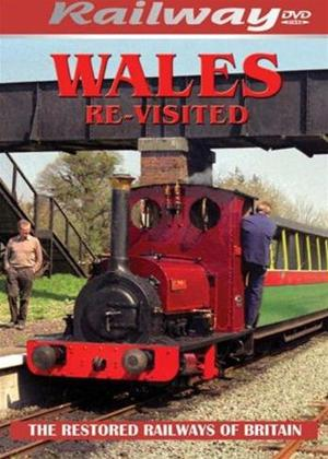 Railways Restored: Wales Re-Visited Online DVD Rental