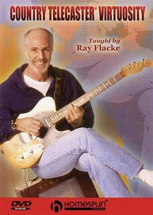 Ray Flacke: Country Telecaster Virtuosity Online DVD Rental