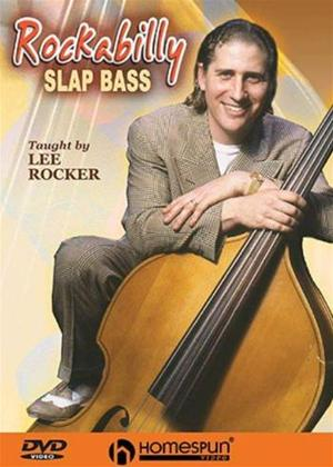 Rent Lee Rocker: Rockabilly Slap Bass Online DVD Rental