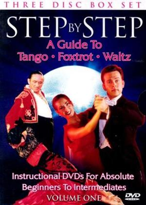 Step by Step: Vol.1: A Guide to Tango, Foxtrot and Waltz Online DVD Rental