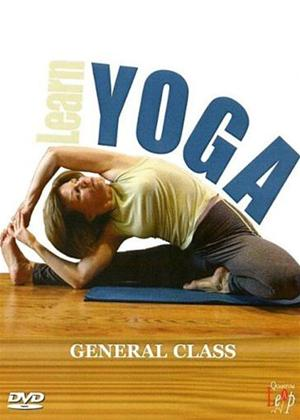 Rent Learn Yoga: General Class Online DVD Rental