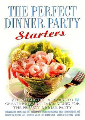 The Perfect Dinner Party: Starters Online DVD Rental
