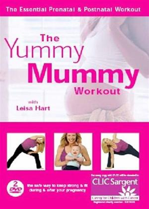 The Yummy Mummy Workout Online DVD Rental