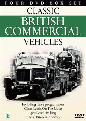 Classic British Commercial Transport Online DVD Rental