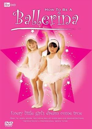 How to Be a Ballerina Online DVD Rental