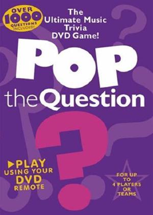 Rent Pop the Question Online DVD Rental