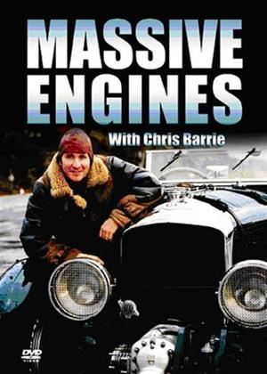 Massive Engines with Chris Barrie Online DVD Rental