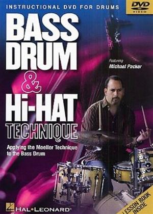 Rent Bass Drum and Hi-Hat Technique Online DVD Rental