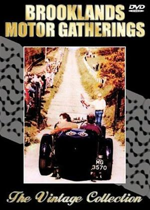 Rent Brooklands Motor Gathering Online DVD Rental