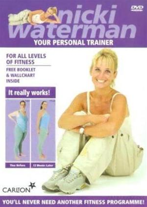 Rent Nicki Waterman: Your Personal Trainer Online DVD Rental