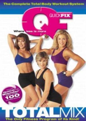 Rent Quick Fix: Total Mix Online DVD Rental