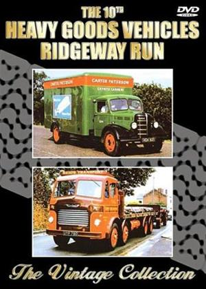 The 10th Annual Heavy Goods Vehicle Ridgeway Run Online DVD Rental