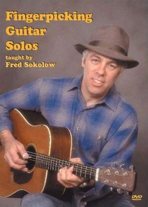 Fred Sokolow: Fingerpicking Guitar Solos Online DVD Rental
