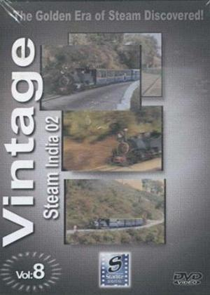 Vintage Steam: Vol.8 Online DVD Rental