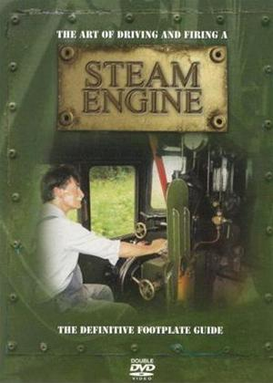 Rent The Art of Driving and Firing Steam Engines Online DVD Rental
