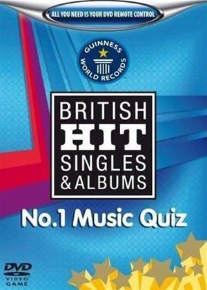 British Hit Singles and Albums: No. 1 Music Quiz Online DVD Rental